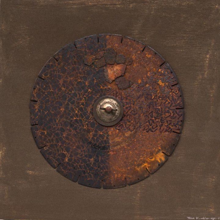 Sägeblatt mit Runen